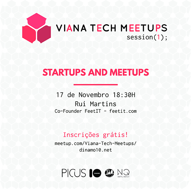 Startups and Meetups