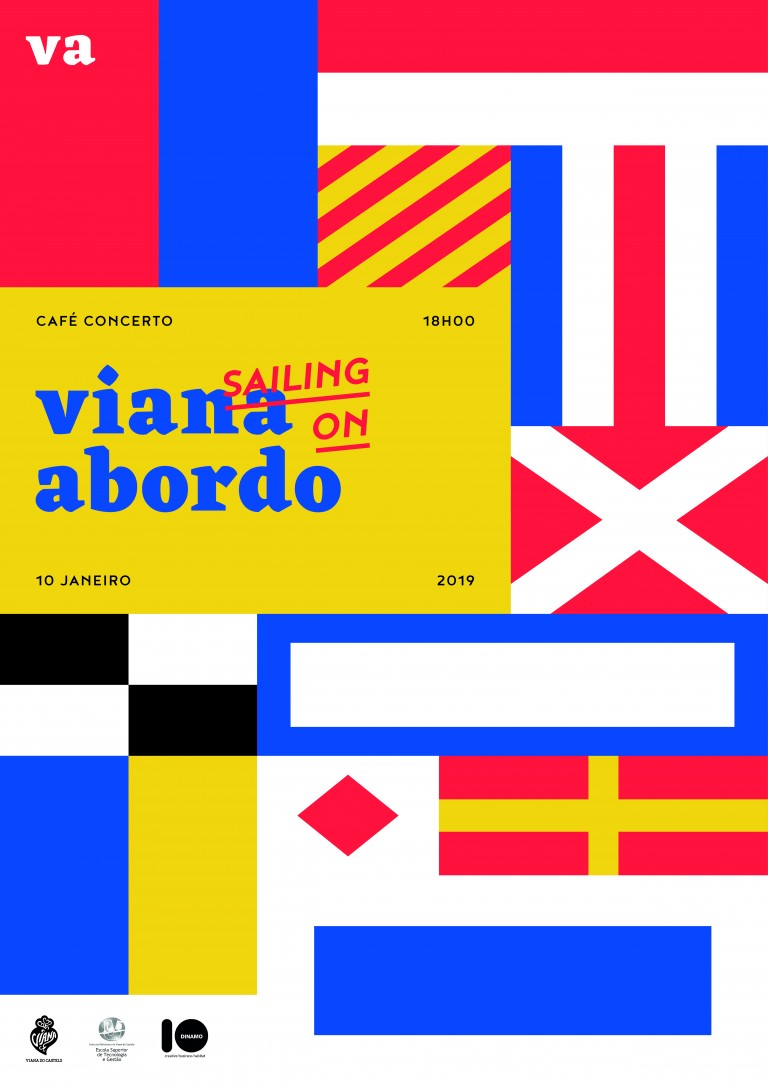Viana Abordo - Sailing On
