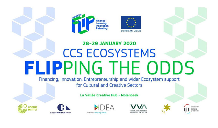 D10 at the CCS Ecosystems: FLIPPING THE ODDS Conference